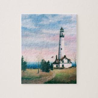 風ポイント灯台パズル ジグソーパズル