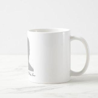 風刺漫画のマグのテンプレート コーヒーマグカップ