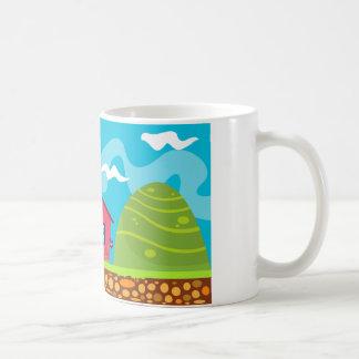 風刺漫画日曜日 コーヒーマグカップ