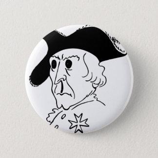 風刺漫画Frederick素晴らしいの 5.7cm 丸型バッジ