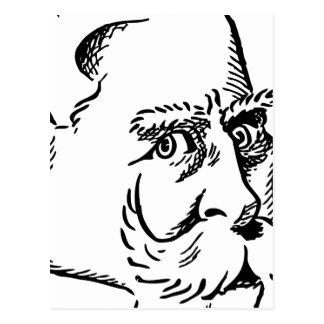 風刺漫画Kaiserウィルヘルム ポストカード