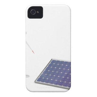 風力および太陽電池パネル Case-Mate iPhone 4 ケース