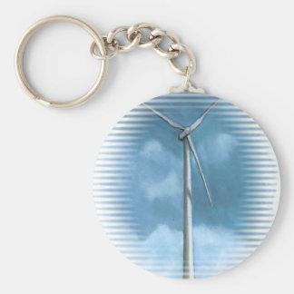 風力 キーホルダー