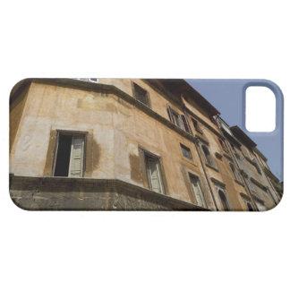 風化させた建物、ローマ、イタリア2 iPhone SE/5/5s ケース