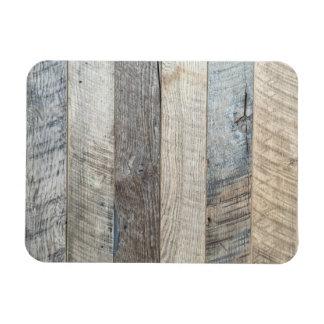 風化させた板木製の板の背景の質 マグネット