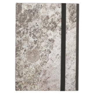 風化させた灰色の石 iPad AIRケース