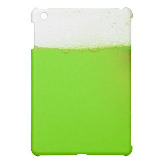 風味がよく冷たいアイルランドの緑ビール保護 iPad MINIカバー