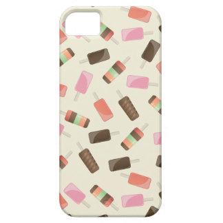 風味がよく多彩なアイスクリーム/箱 iPhone SE/5/5s ケース