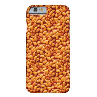 風味がよく焼いたな豆のiPhone 6/6s、やっとそこに Barely There iPhone 6 ケース