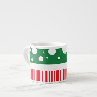 風変りなクリスマス エスプレッソカップ
