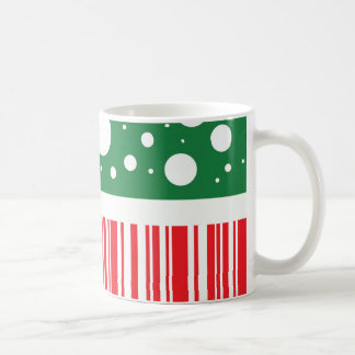 風変りなクリスマス コーヒーマグカップ