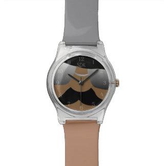 風変りな秘密の男 腕時計