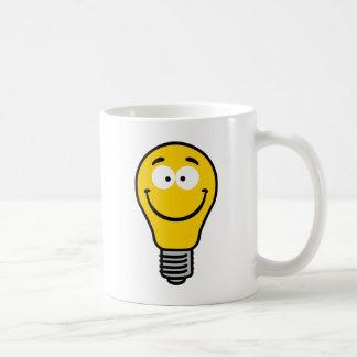 風変りな電球 コーヒーマグカップ