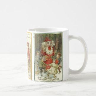 風変わりなクリスマスのマグ コーヒーマグカップ