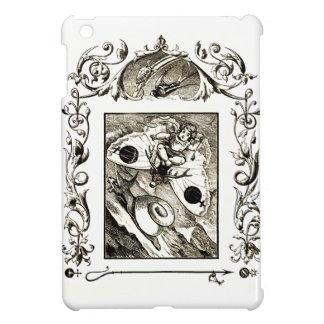 風変わりなゴシック様式中世美術史のipadの小型場合 iPad miniカバー