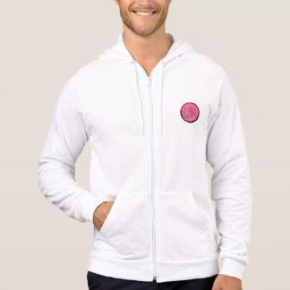 風変わりな幸福の人のセーター パーカ