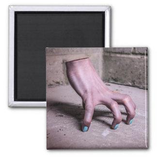 風変わりな手の磁石 マグネット