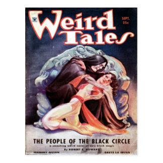風変わりな物語の容積24数1934年9月03日 ポストカード