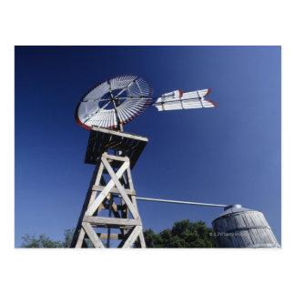 風見鶏および水漕、サン・アントニオ、テキサス州、 ポストカード