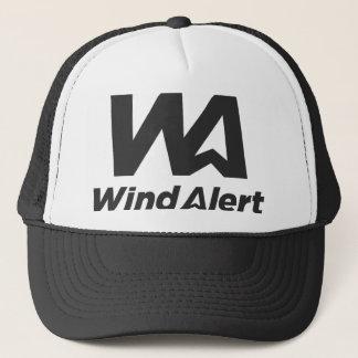 風警報 キャップ