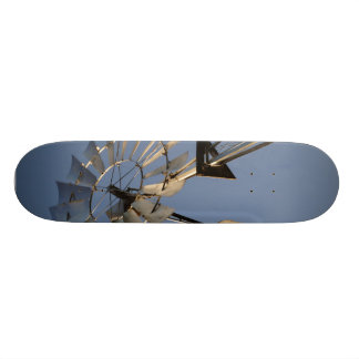 風車のサザンクロス田園オーストラリア オリジナルスケートボード
