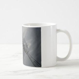 風車のサザンクロス田園クイーンズランドオーストラリア コーヒーマグカップ