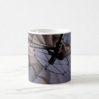 風車クイーンズランドオーストラリア コーヒーマグカップ