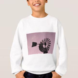 風車ジュピター金星田園クイーンズランドオーストラリア スウェットシャツ