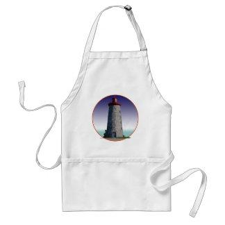 風車ポイント灯台 スタンダードエプロン
