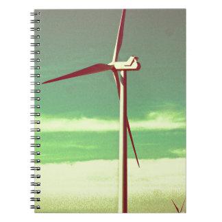 風車 ノートブック