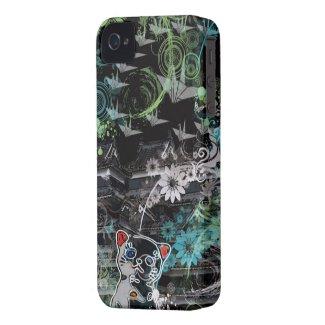 風雲ニャンコ城 iPhone 4/4S カバー