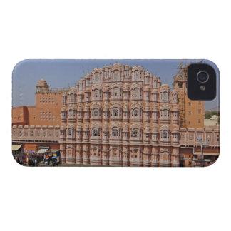 風(Hawa Mahal)の宮殿、ジャイプル、インド、 Case-Mate iPhone 4 ケース