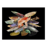 飛び出す大型熱帯魚たち,N0.02 ポスター
