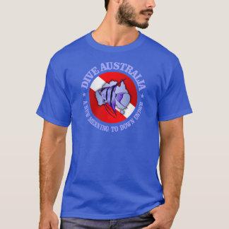 飛び込みのオーストラリア(rd)の服装 tシャツ