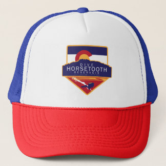 飛び込みのHorsetoothの貯蔵所の帽子 キャップ