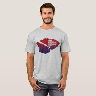 飛び込みのHorsetoothの貯蔵所のTシャツ Tシャツ
