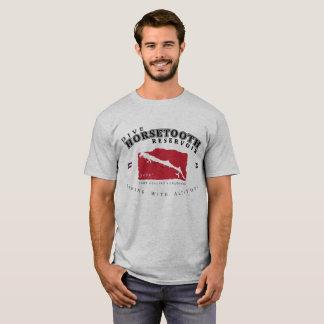 飛び込みのHorsetoothの貯蔵所: 高度を使って Tシャツ