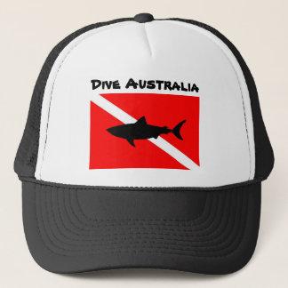 飛び込みオーストラリア キャップ