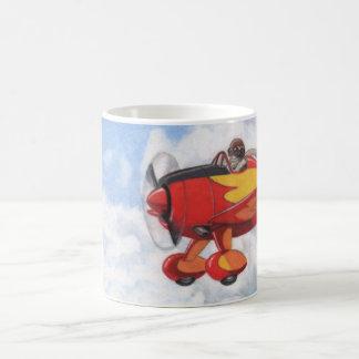 飛ぶすばらしい日 コーヒーマグカップ