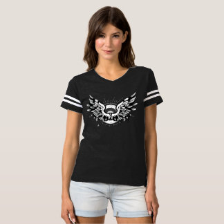 飛ぶために生まれて下さい Tシャツ