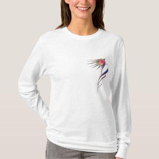 飛ぶ成長 Tシャツ