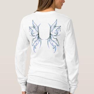 飛ぶ翼 Tシャツ