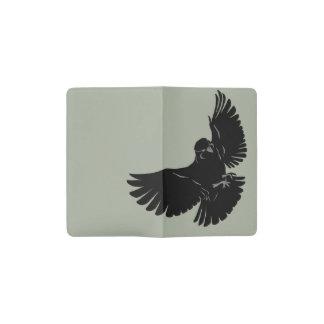 飛ぶ鳥 ポケットMoleskineノートブック