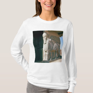 飛んだ人間頭の雄牛、新アッシリアの期間 Tシャツ