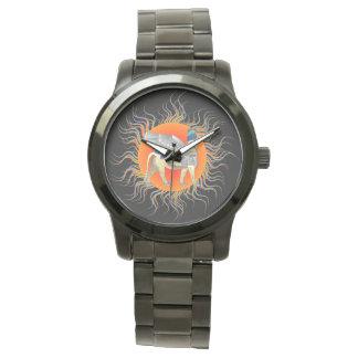 飛んだBull 腕時計