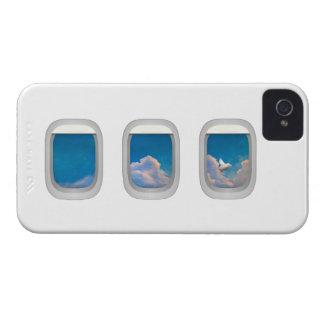 飛んでいるなブタとのiphoneの場合 Case-Mate iPhone 4 ケース