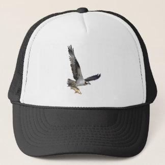 飛んでいるなミサゴの野性生物のファッションシリーズ キャップ