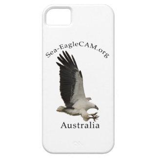 飛んでいるな大人の海ワシIの電話箱 iPhone 5 CASE