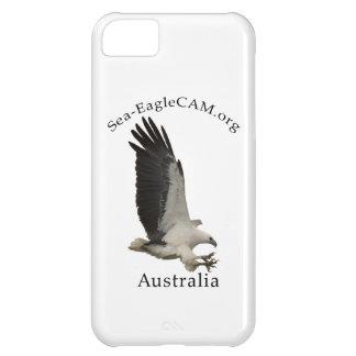 飛んでいるな大人の海ワシIの電話箱 iPhone 5C ケース