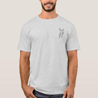 飛んでいるな子ネコ Tシャツ